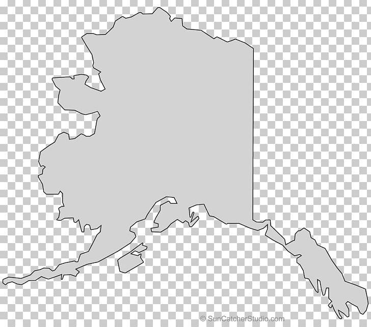 Alaskan suites seward map. Alaska clipart black and white