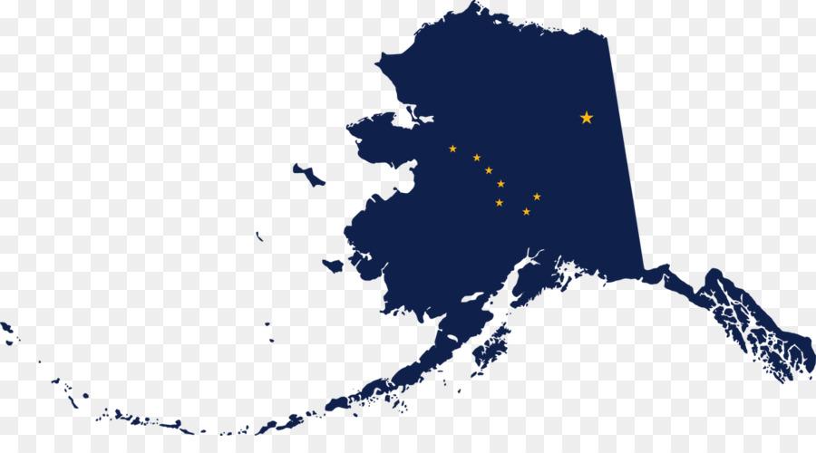 Alaska clipart cartoon. Cloud illustration map blue