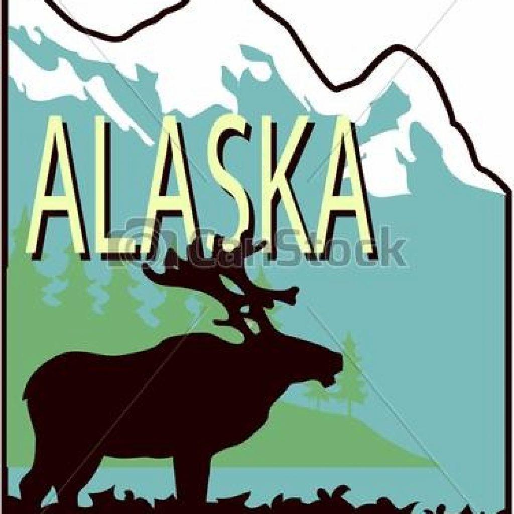 . Alaska clipart cute