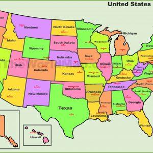 Alaska clipart hawaii. Map us including united