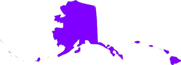 Alaska clipart hawaii. Clip art at clker