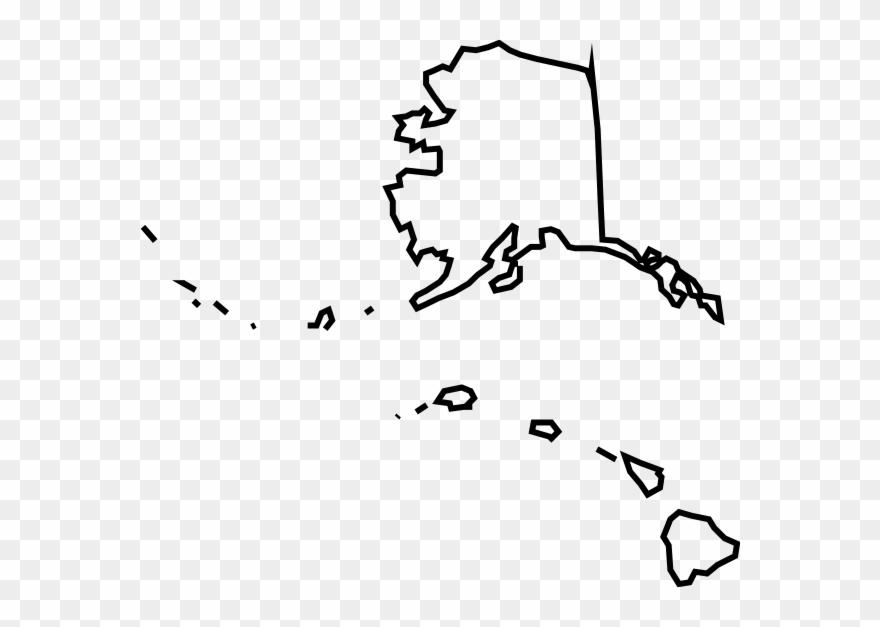 Alaska clipart hawaii. Hawaiian islands clip art