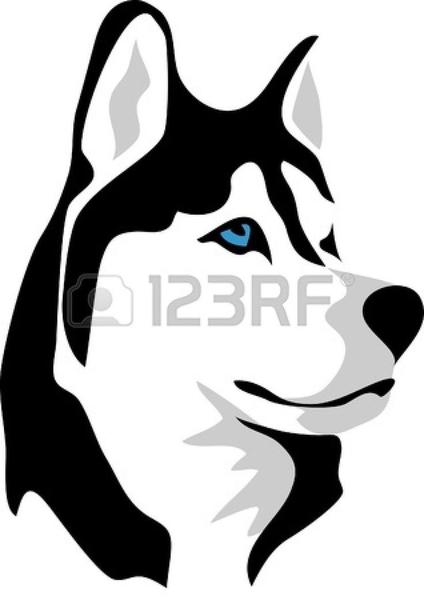 Alaskan free images at. Alaska clipart husky