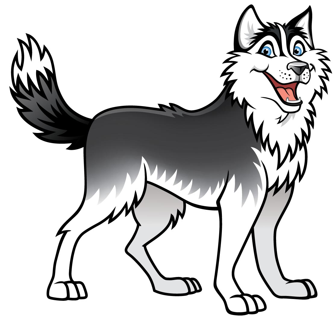 Husky clipart huskey.  collection of alaskan