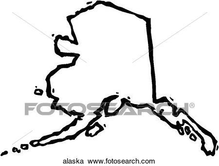 Alaska clipart illustration. Free clip art images