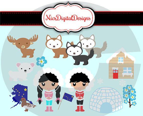 best images on. Alaska clipart illustration