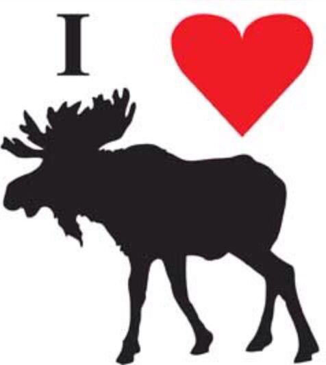 Drawing cartoon at getdrawings. Alaska clipart moose alaska