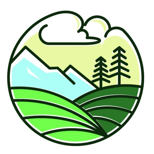Liberty farms. Alaska clipart mountains