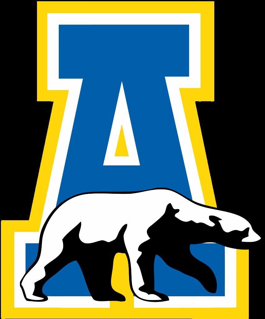 University of alaska fairbanks. Mustang clipart dust trail