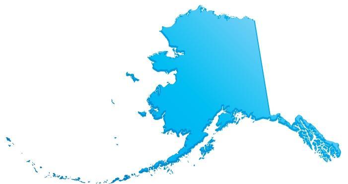 Lien panda free images. Alaska clipart shape