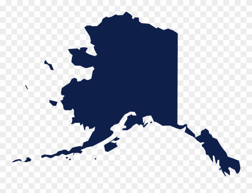 Alaska clipart shape. Png state of pinclipart