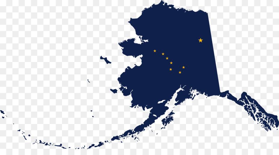 City illustration map blue. Alaska clipart silhouette