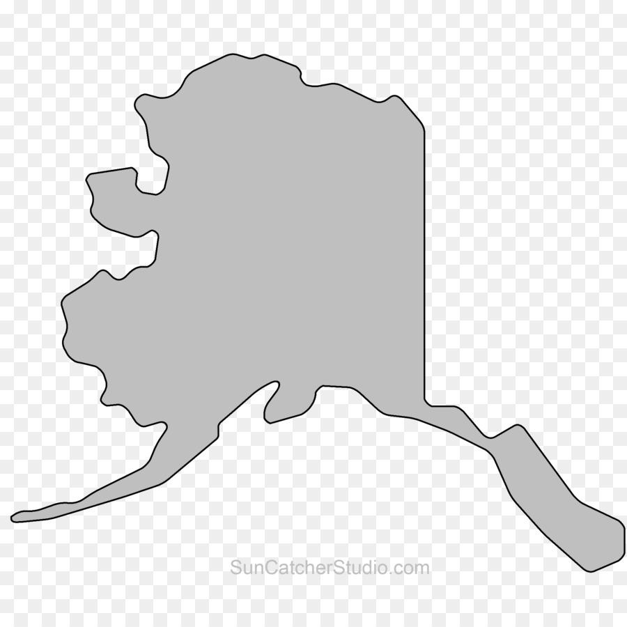 Alaska clipart silhouette. Leaf tree hand transparent