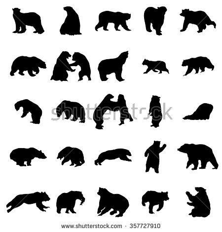 Alaska clipart silhouette.  best animal images