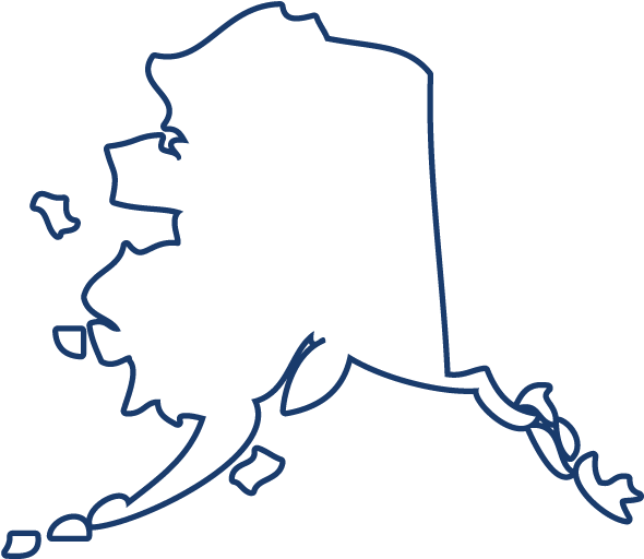 Full size pinclipart . Alaska clipart state