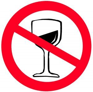 The th and it. Alcohol clipart 18th amendment