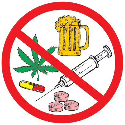 Drugs clipart drug education. Alcohol awareness a life