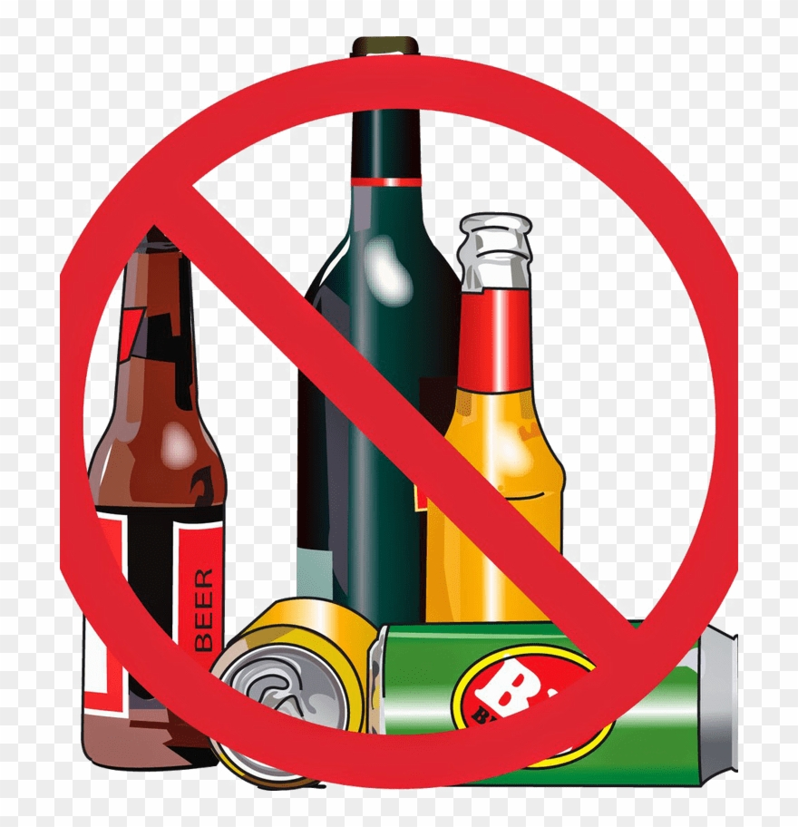 Beer do not drink. Alcohol clipart alcohol intake