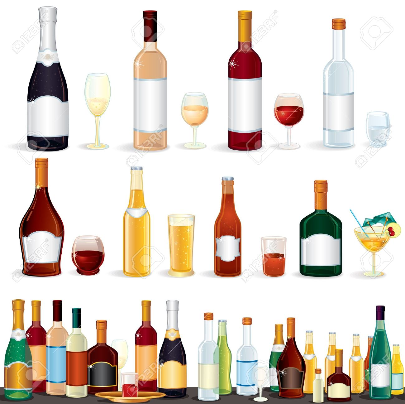 Alcohol clipart alcoholic beverage. Free cute cliparts download