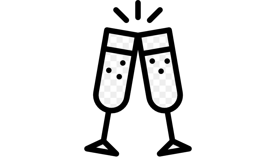 Champagne glass food free. Alcohol clipart alcoholic drink