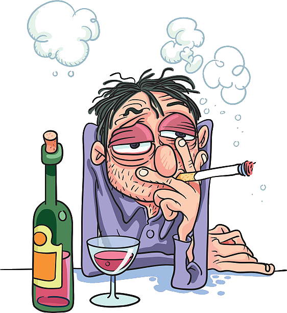 Alcohol clipart alcoholism. Drinking transparent png azpng