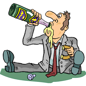 Alcohol clipart alcoholism.  collection of drinking