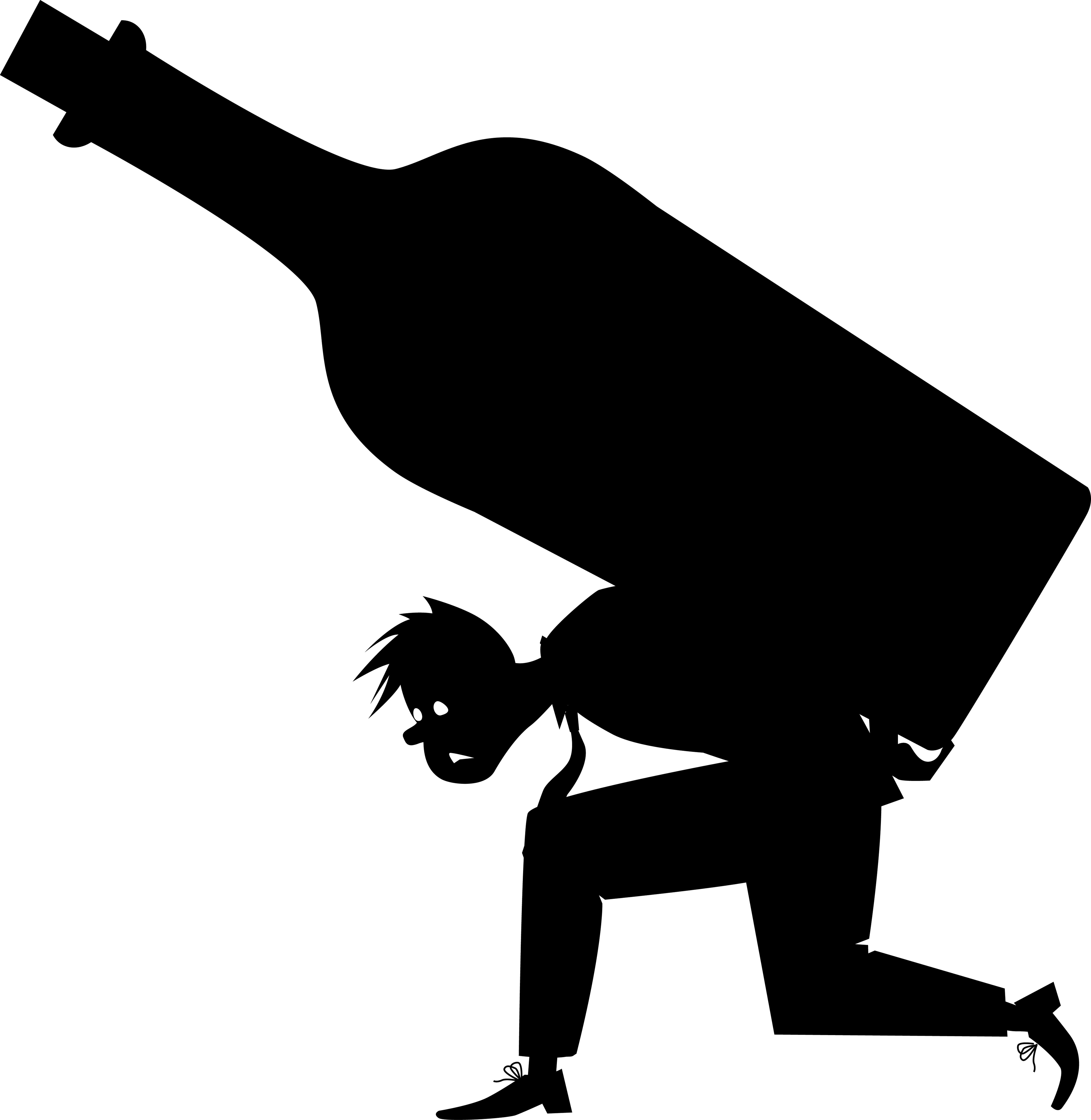 Alcohol clipart alcoholism. Perceived parental problems and