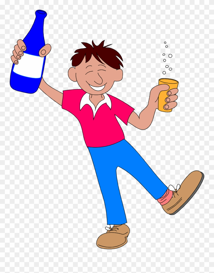 Drinking alcoholic man drunk. Alcohol clipart alcoholism
