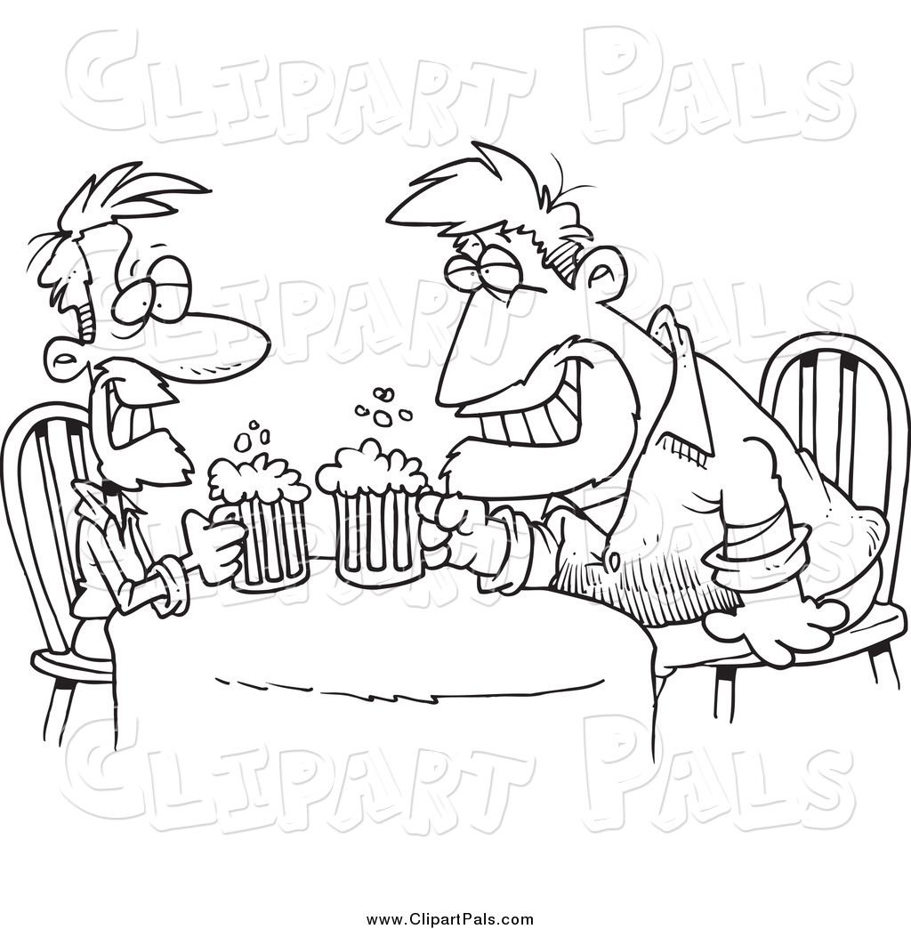 Alcohol clipart black and white. Drinking in