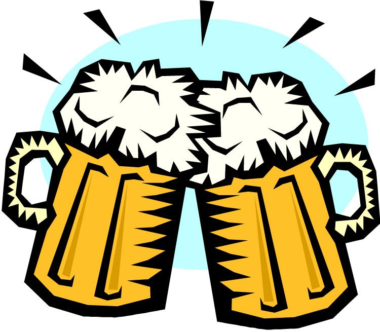 Cups clipart beer. Cartoon mug free download