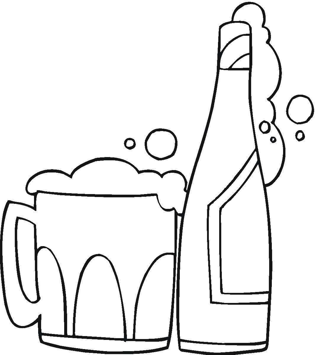 Alcohol clipart cute. Free cliparts download clip