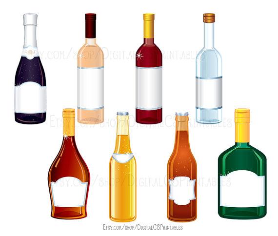 Bottle of clipartuse drink. Alcohol clipart liqour