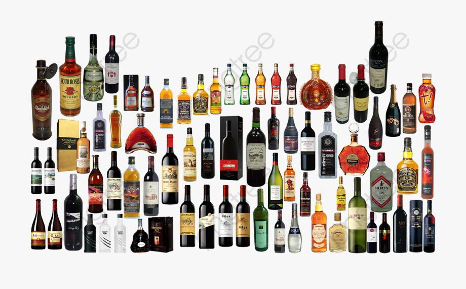 Wine bottle liquor alcoholic. Alcohol clipart liqour