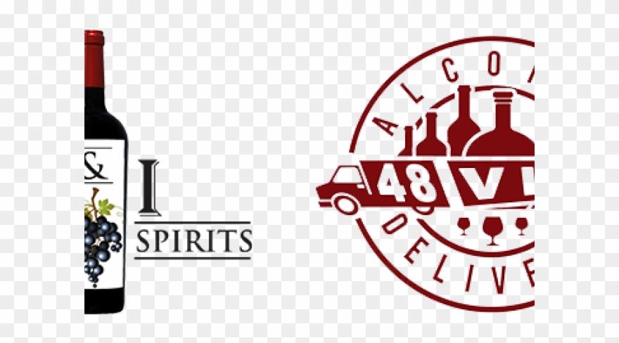 Alcohol clipart liquor store. Beverage glass bottle png
