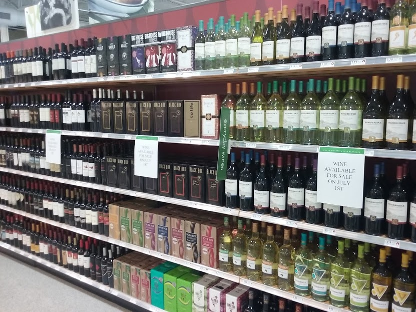 How tennessee s laws. Alcohol clipart liquor store