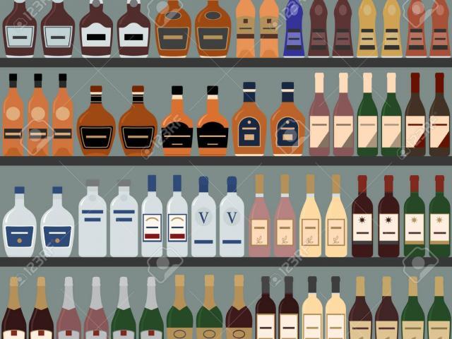 Free download clip art. Alcohol clipart liquor store