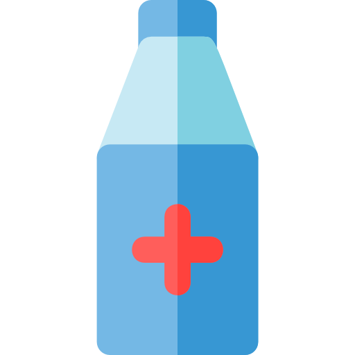 Flat icon png svg. Alcohol clipart medical