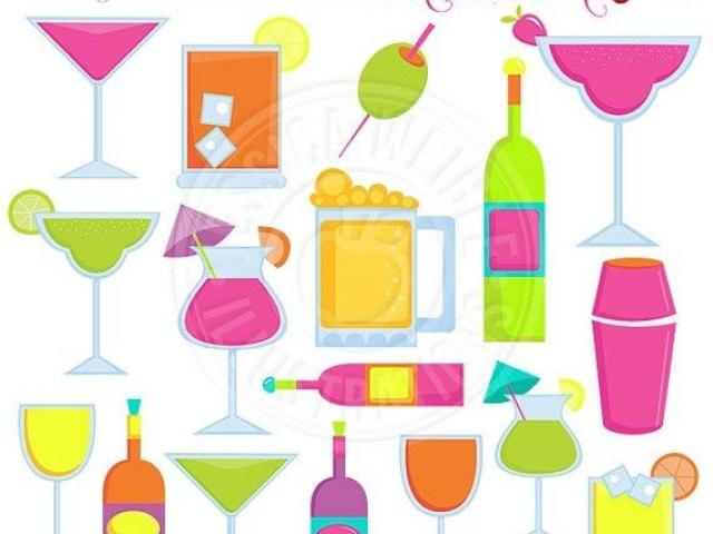 Free on dumielauxepices net. Alcohol clipart mixed drink