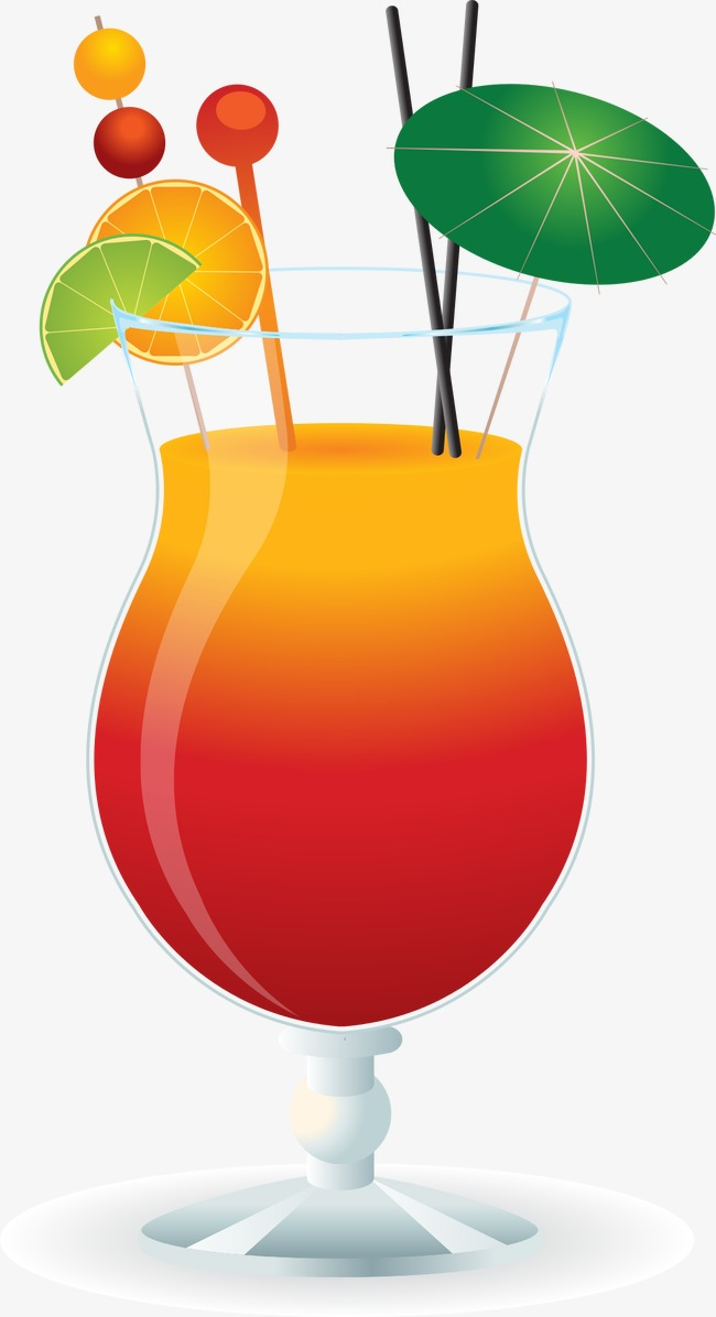 Alcohol clipart mixed drink. Cocktail colorful png image