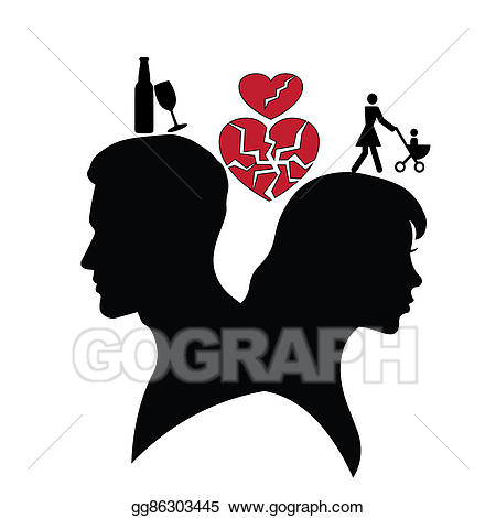 Alcohol clipart silhouette. Stock illustration of man