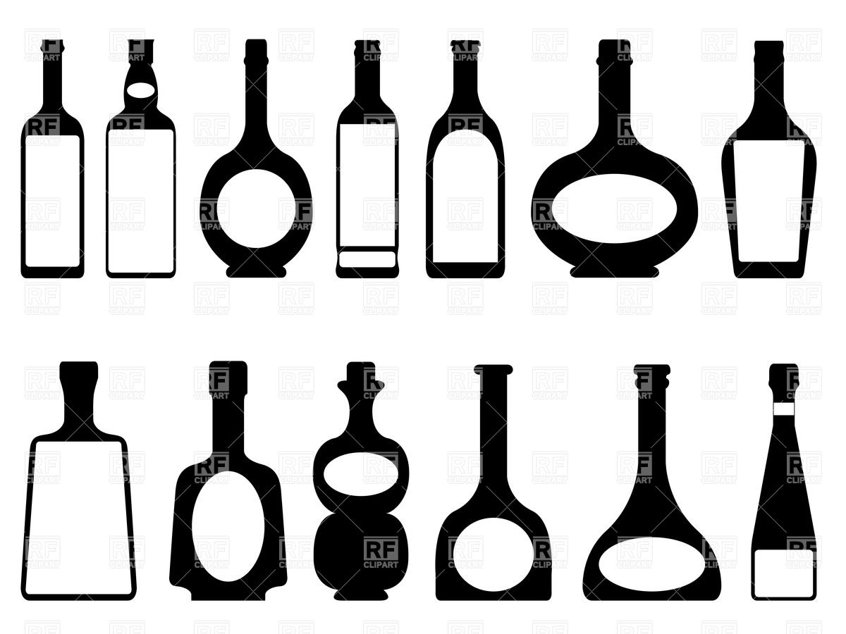 Alcohol clipart vodka bottle. Collection of free download