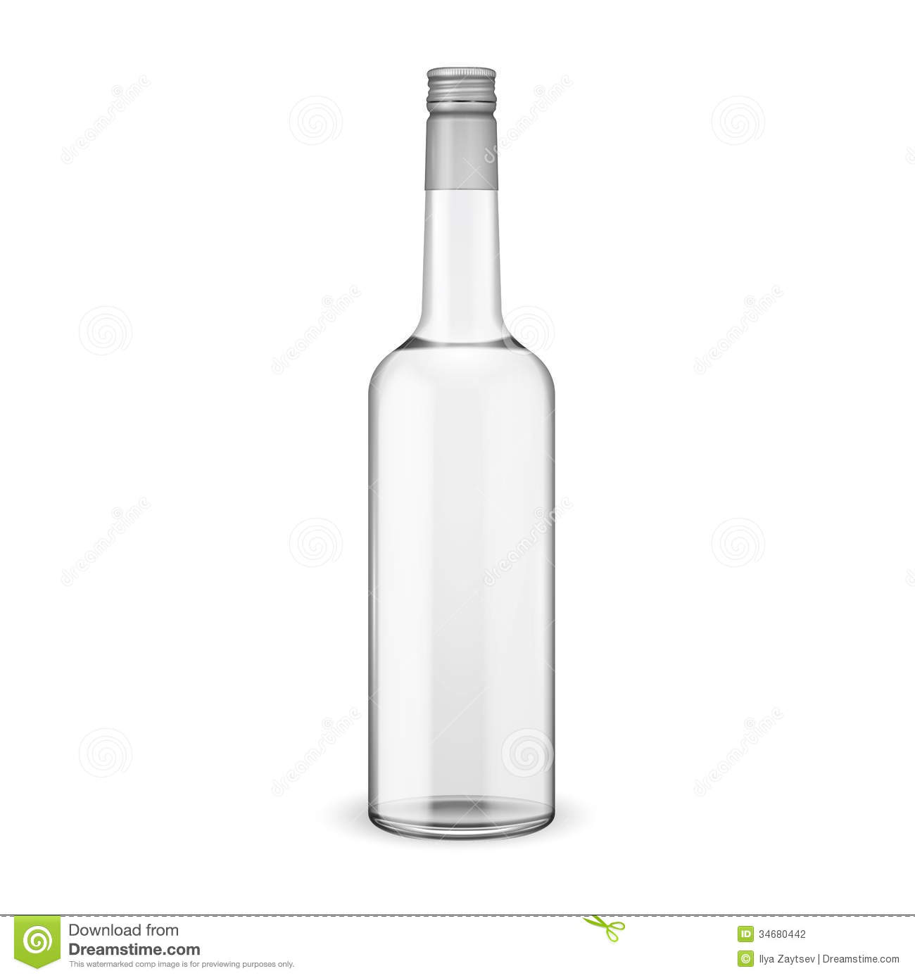 Alcohol clipart vodka bottle. Flask