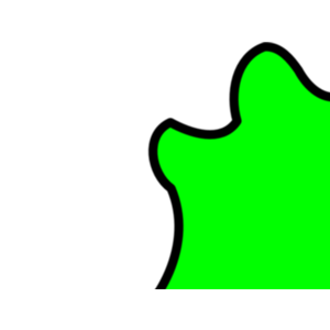 Algae clipart happy. Green cliparts of