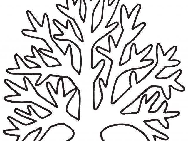 Algae clipart outline. Free download clip art