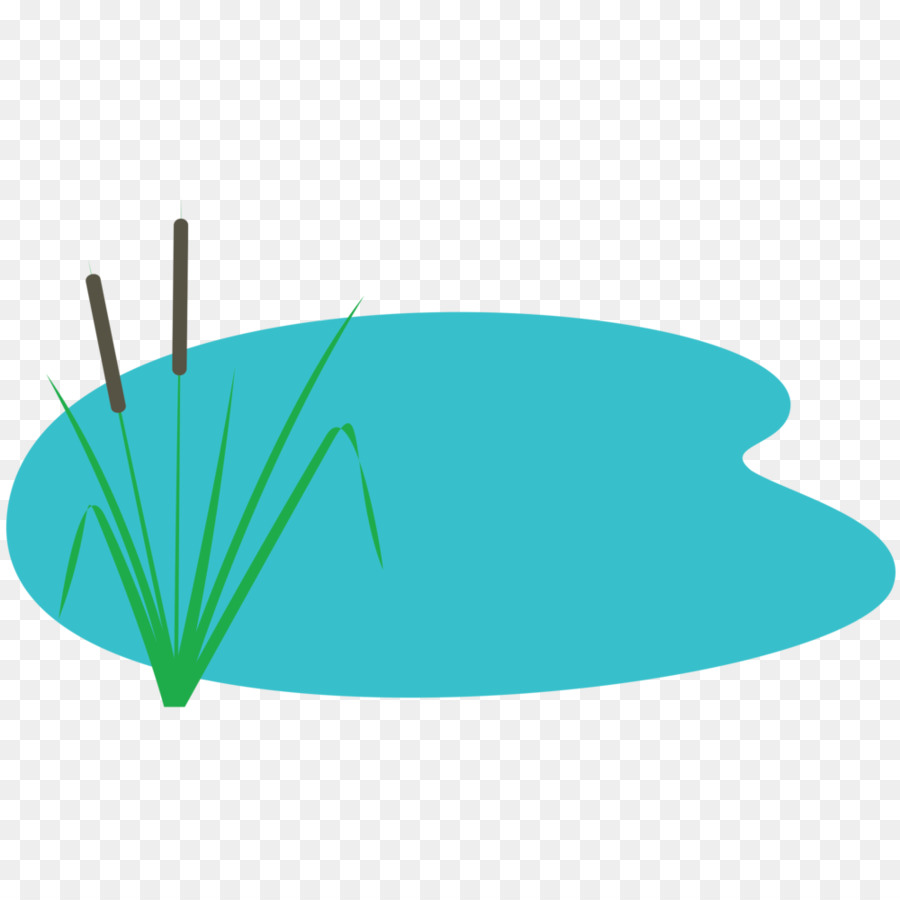 Fish pond royalty free. Algae clipart wetland plant