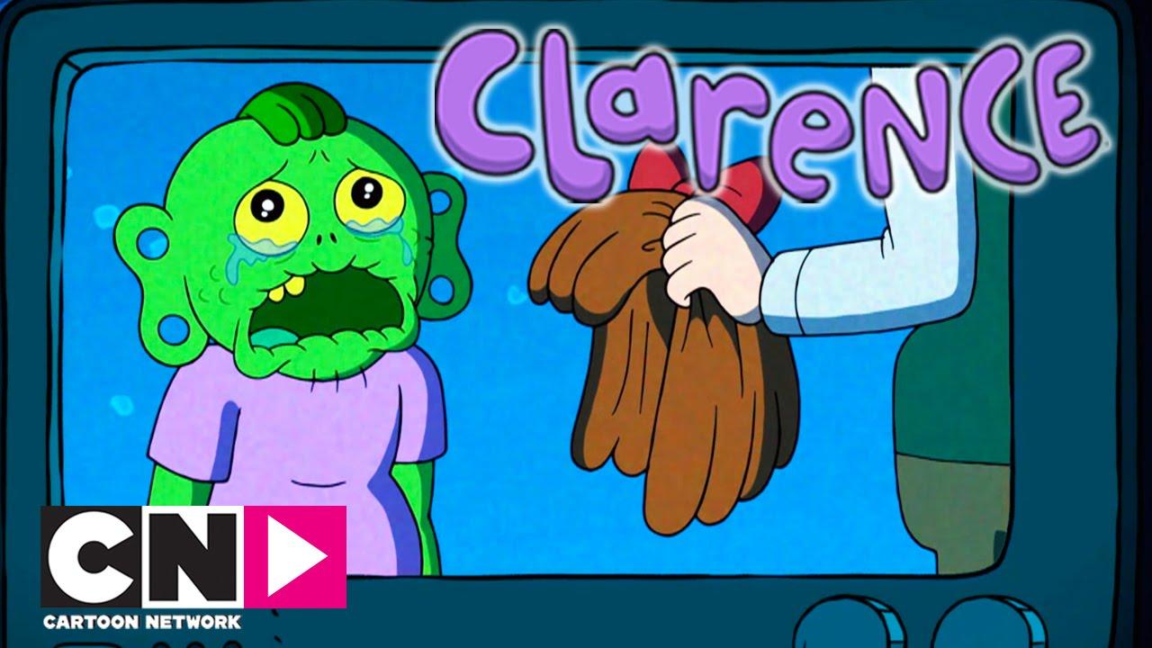 Clarence cartoon network youtube. Alien clipart alien invasion