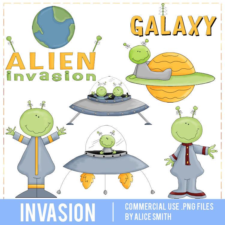 Clip art alice smith. Alien clipart alien invasion