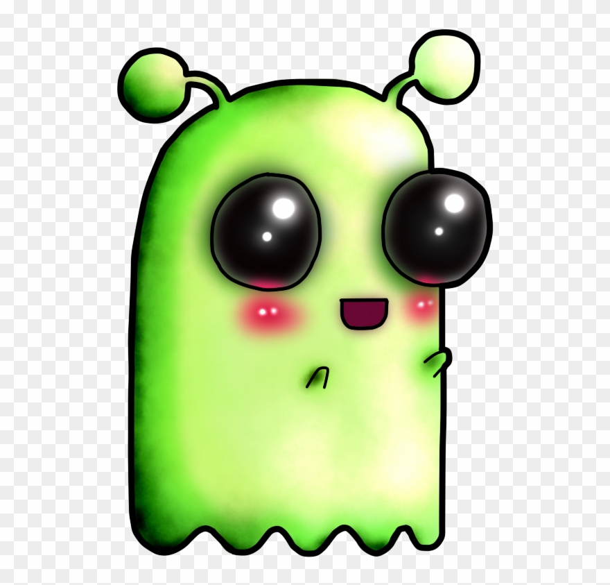 Alien clipart drawing. Evocative cute aliens animation