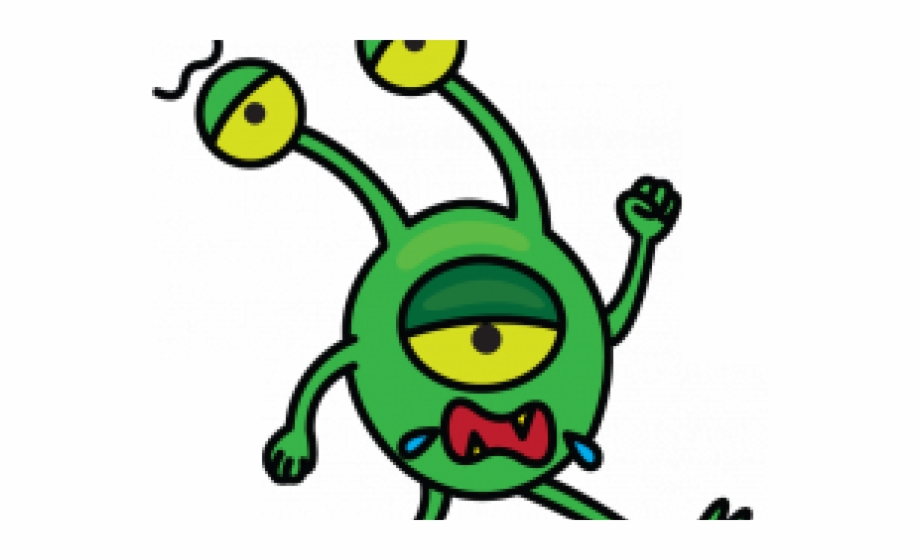 Alien clipart easy. Draw cute free png
