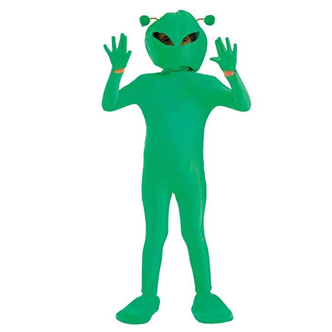 Alien clipart extraterrestrial. Fun shack kids costume